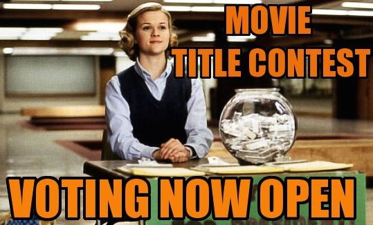2015 Movie Title Contest Finalists