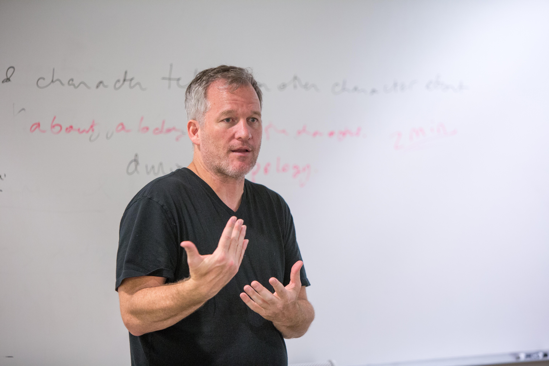 Honolulu Star-Advertiser Interview With Gordy Hoffman
