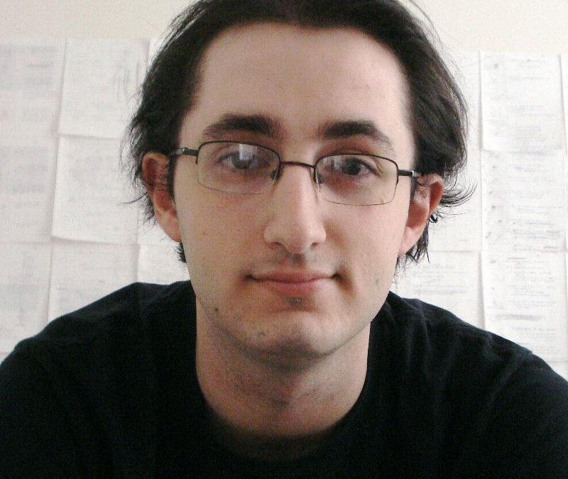2012 Finalist Alex Eylar
