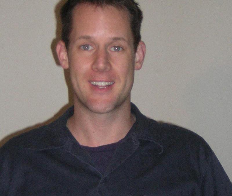 2012 Joplin Award Winner Guy McDouall