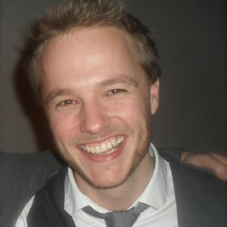 2012 Cordelia Award Winner Nick Luddington