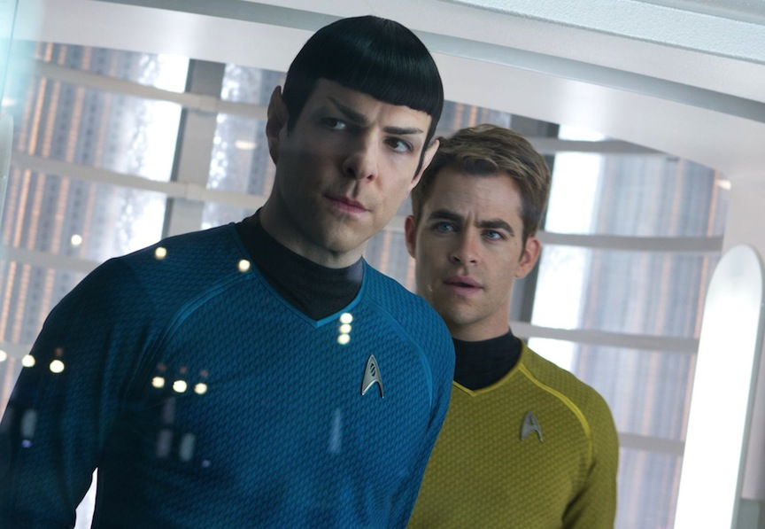 Top 5 Screenwriting Lessons From Star Trek Into Darkness