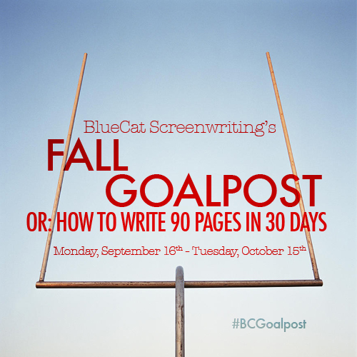 The 2013 Fall Goalpost