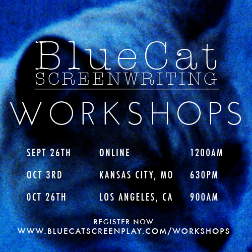 Fall 2013 Screenwriting Workshops