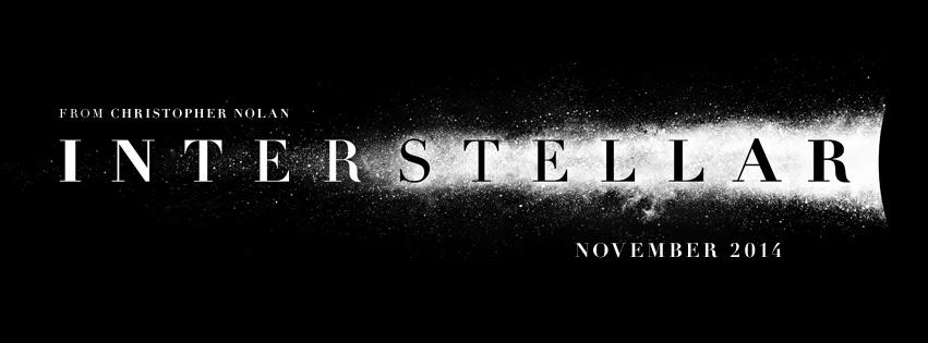 New Logo for Christopher Nolan's 'INTERSTELLAR'