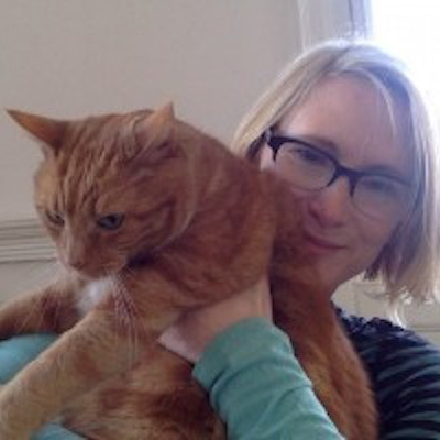 2015 Cordelia Award Winner: Kitty Percy