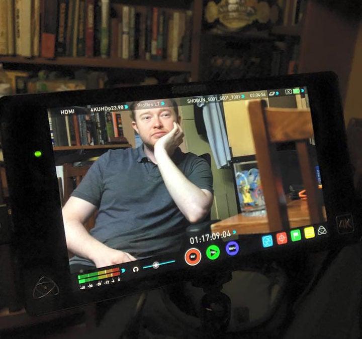 2017 Short Screenplay Winner Will Schneider