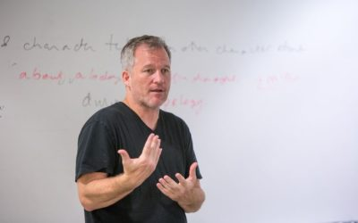 The Dave Bullis Podcast: Gordy Hoffman Explains How to Take Notes on Your Script