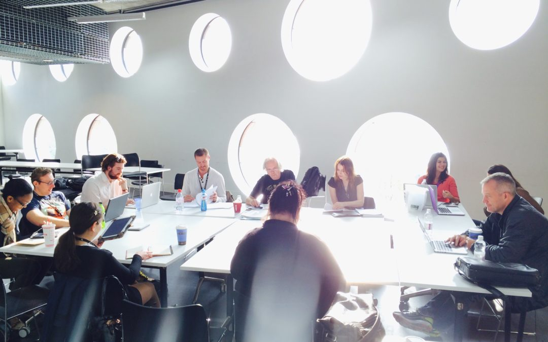 Online Screenwriting Workshop