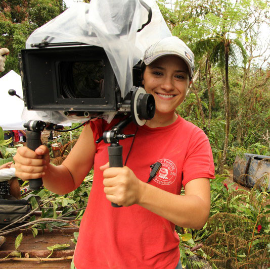 2018 Short Film Finalist Marielle Woods