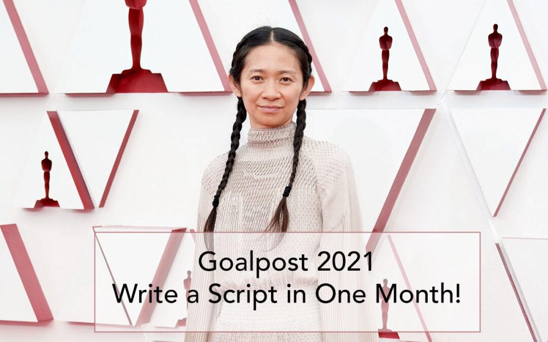 GoalPost 2021: Post your Daily Progress Here!